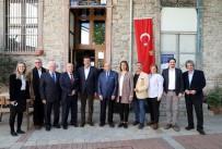İZMIR VALILIĞI - Nihat Zeybekci Açıklaması 'Kemeraltı'nın Kapısına UNESCO Arması Takacağız'