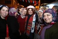 Özlem Çerçioğlu Seçim Çalışmalarını Yenipazar'da Sürdürdü
