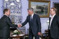 MEDVEDEV - Rusya Başbakanı Medvedev, Ukraynalı Muhalif Lider Boyko İle Görüştü