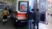 Siirt'te İki Otomobil Çarpıştı Açıklaması 3'Ü Ağır 5 Yaralı