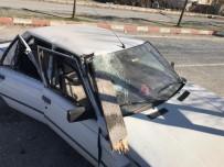 Sorgun'da Trafik Kazası Açıklaması 1'Ağır 6 Yaralı