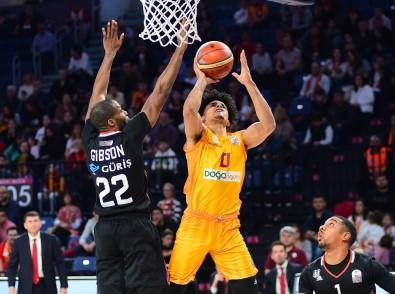 Tahincioğlu Basketbol Süper Ligi Açıklaması Galatasaray Doğa Sigorta Açıklaması 93 - Beşiktaş Sompo Japan Açıklaması 87