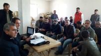 Tatvan'da 'Gelin Kardeş Olalım' Projesinin İlk Toplantısı Yapıldı