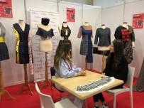 Tekstil Atıklarından Tasarım Kıyafetler Yapıldı