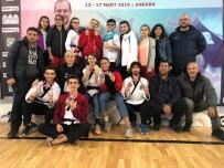 Türkiye Şampiyonası'nda Tepebaşı Farkı