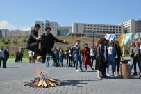 NEVRUZ - Üniversite Öğrencileri Nevruz Bayramını Kutladı
