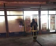 SES BOMBASI - Van'da Bir Markete Molotoflu Ve Ses Bombalı Saldırı