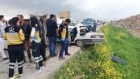 Yerinden Kopan Römork Faciaya Neden Oldu Açıklaması 2 Ölü, 5 Yaralı