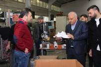 Zorluoğlu, Arsin'de Sanayiciler İle Yomra'da Gençlerle Buluştu