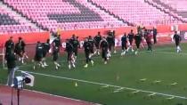 MOLDOVA - A Milli Futbol Takımı, Moldova Maçına Hazır