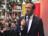 GEVREK - Adil Gevrek Açıklaması 'Yabancı Sınırı Türk Futboluna Fayda Getirmez'