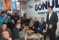 AK Parti Genel Başkan Yardımcısı Yılmaz Açıklaması '4 Partinin Amacı Türkiye'nin İstikrarını Bozmak'