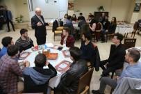 Başkan Kurt, Gençlerle Bir Araya Geldi