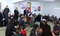 HAYVAN PAZARI - Başkan Sekmen Açıklaması 'Türkiye'nin En Büyük Yatırımlarını Yapıyoruz'