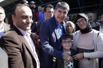 Başkan Türel Antalya Sevdalıları İle Buluştu