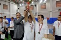 FARKINDALIK GÜNÜ - Bocce Turnuvası'nda Kaybeden Olmadı