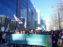 OBJEKTİF - Brüksel'de Binlerce Kişi Irkçılığa Karşı Yürüdü
