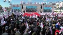 Çekmeköy'de DP Adayı Hüseyin Avni Sipahi'den Gövde Gösterisi