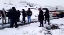 Eruh'ta Kar Yağışı