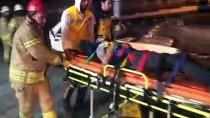 MARMARAY - Kadıköy'de Trafik Kazası Açıklaması 2 Yaralı