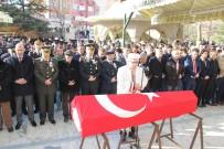 Kazada Hayatını Kaybeden Komando Son Yolculuğuna Uğurlandı