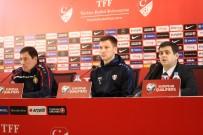 Moldovalı Oyuncu Posmac, 'Elimizden Geleni Yapacağız'
