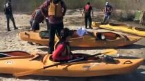 Nehirler Arası Geçişleri Kanoyla Yaptılar
