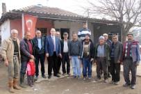 Salihli'nin Bağımsız Adayı Gökçe Vatandaşlara Projelerini Anlattı