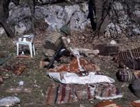 GABAR DAĞI - Şırnak'ta terör örgütü PKK'ya ağır darbe