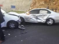Siverek'te Trafik Kazası Açıklaması 5 Yaralı