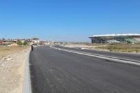 Stadyum Bölgesine Yeni Duble Yol Tamamlandı