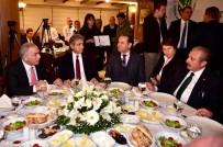 MECLİS BAŞKANLARI - TBMM Başkanı Şentop; 'Böyle Bir Perspektif Sadece Türkiye'de Var Dediler'