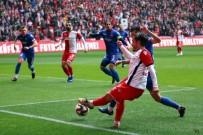 TFF 2. Lig Açıklaması Yılport Samsunspor Açıklaması 2 - Niğde Anadolu Futbol Kulübü Açıklaması 0