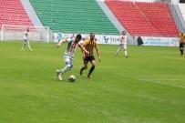 EMRE BAYRAM - TFF 3. Lig Açıklaması Diyarbekirspor Açıklaması 0- Bayburt İÖİ Açıklaması 2