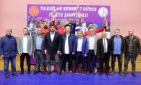 Türkiye Yıldızlar Serbest Güreş Şampiyonası Sona Erdi