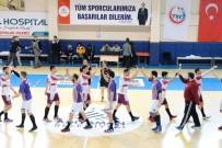Adıyaman Belediyespor Açıklaması 27- Selka Eskişehir Açıklaması 20