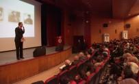 Ahlat'ta 'Şehitlere Ve Gazilere Saygı' Konferansı Düzenlendi