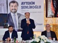 AK Partili Cemal Öztürk Açıklaması 'Giresun Gönül Belediyeciliği İle Şenlenecek'