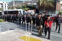 Antalya'da Torbacı Operasyonu Açıklaması 16 Tutuklama