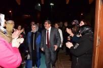 Başkan Can'a Osmangazi Mahallesinde Coşkulu Karşılama