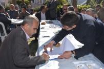 Başkan Çelik Tabane'nin İleri Gelenleriyle Kentsel Dönüşümü Konuştu