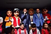 AHMET MISBAH DEMIRCAN - Beyoğlu Belediyesi'nin Çocuklar İçin Oluşturduğu Hezarfen Karakterinin 4 Kitabı Tanıtıldı