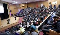 Bingöl Üniversitesi'nde 'Oku, Karanlıktan Aydınlığa' Konferansı