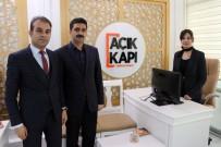 Bitlis'teki 'Açık Kapı' Birimi Her Derde Deva Oluyor