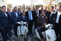 Cumhur İttifakı Adayları Kula'da Destek İstedi