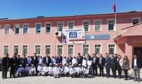 GÜLDEREN - Daire Başkanı Eriş'ten Okul Ziyareti