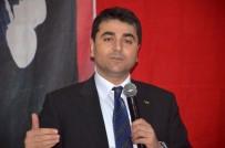 Demokrat Parti Genel Başkanı Gültekin Uysal Bilecik'te
