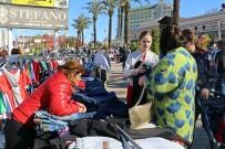 NEVRUZ - İran'daki Ekonomik Kriz Antalya'da 5 Yıldızlı Sokak Pazarının Yerini Değiştirdi