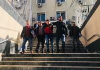 KAMERA - İş Adamlarını Hedef Alan Gaspçılar Yakalandı