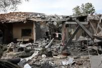 ROKET SALDIRISI - İsrail Gazze sınırına asker yığıyor